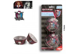 FORMAS CUPCAKE'S MONSTER HIGH