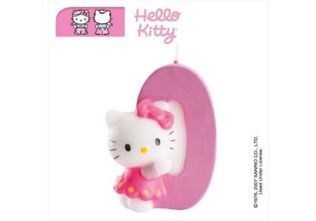 VELAS HELLO KITTY