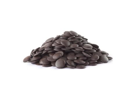 PASTILHAS  DE CHOCOLATE NEGRO