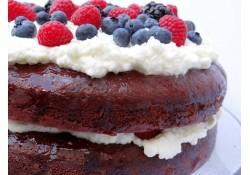CAKE FRUTOS SILVESTRES