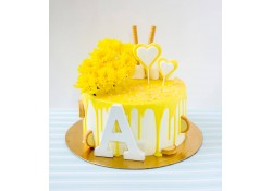 COVERCAKE AMARELO 300 GRS